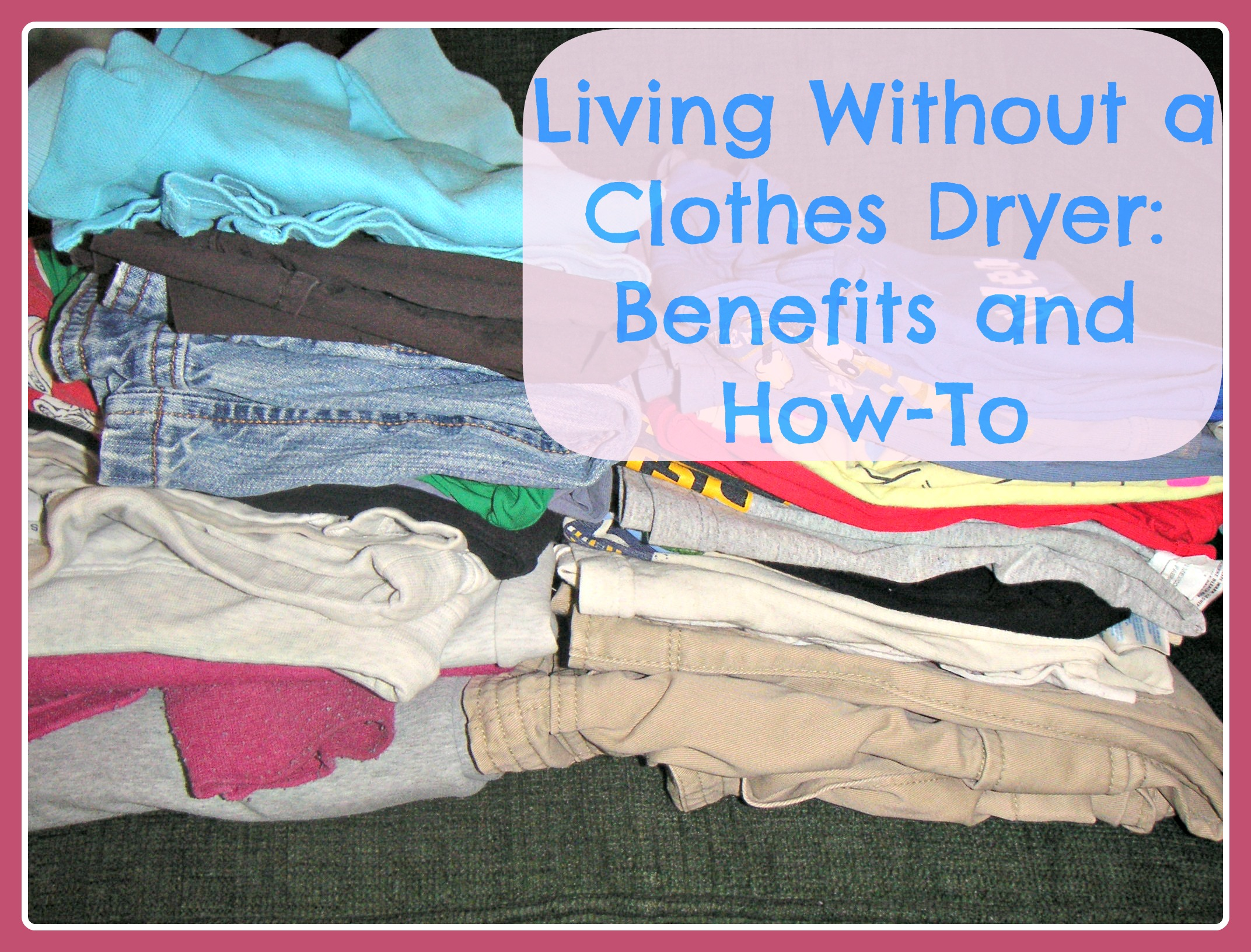 drying laundry without a dryer my drying racks and indoor clothesline setup whole natural life. Black Bedroom Furniture Sets. Home Design Ideas