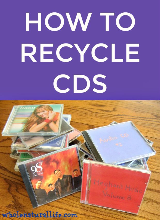 How to recycle CDs | Can CDs be recycled | Reuse CDs