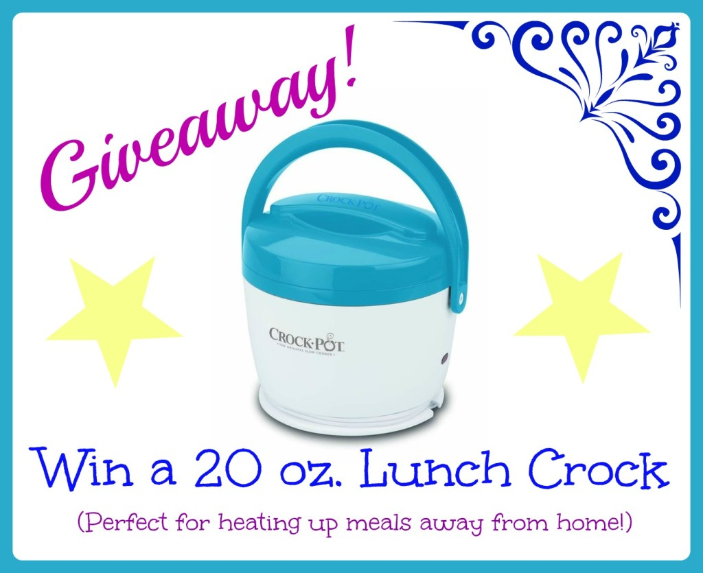 lunch crock giveaway