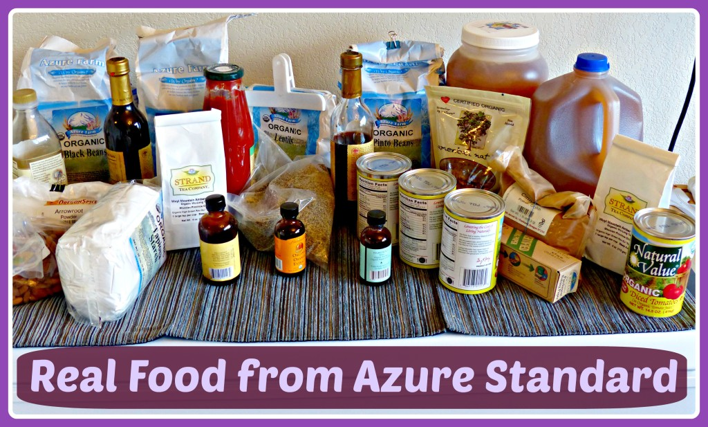 Real Food from Azure Standard