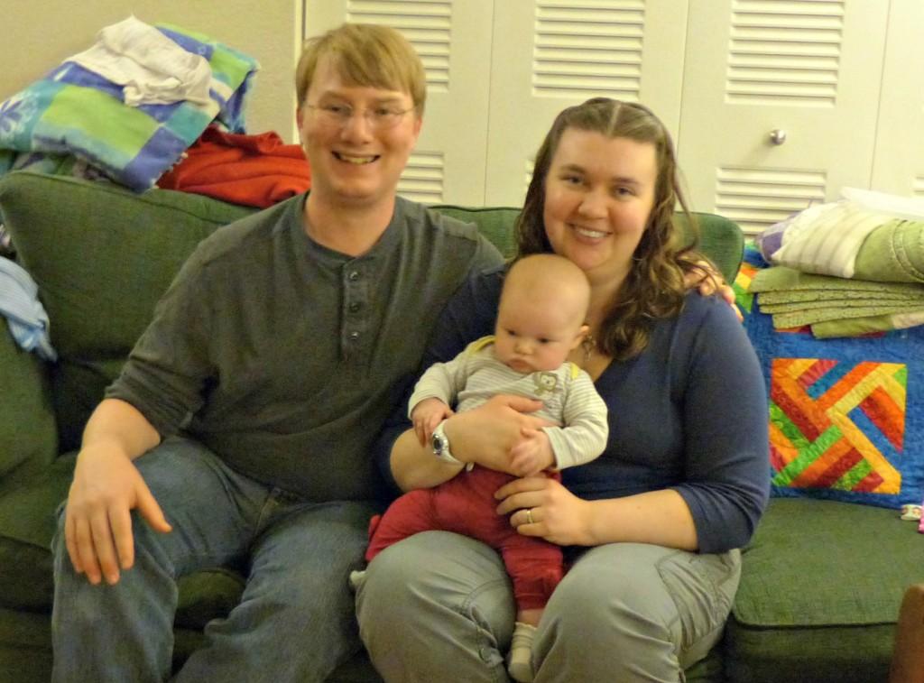 Family photo Nov 2013