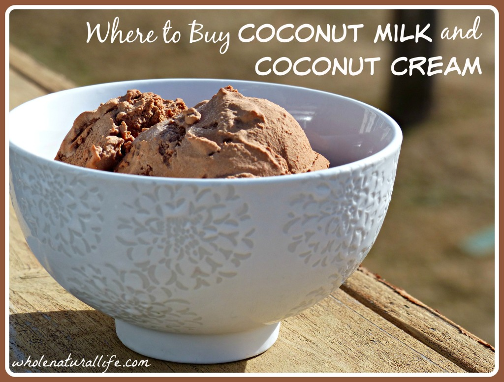 The Best Place to Buy Coconut Milk and Coconut Cream
