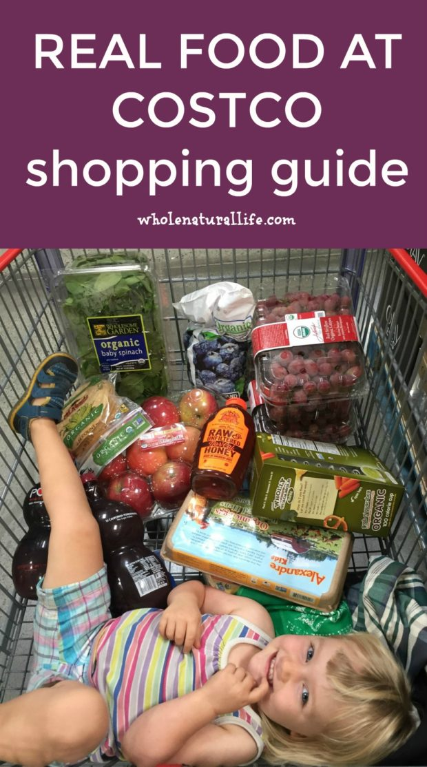 What to buy at Costco | Costco shopping list | Costco healthy food | Costco organic food