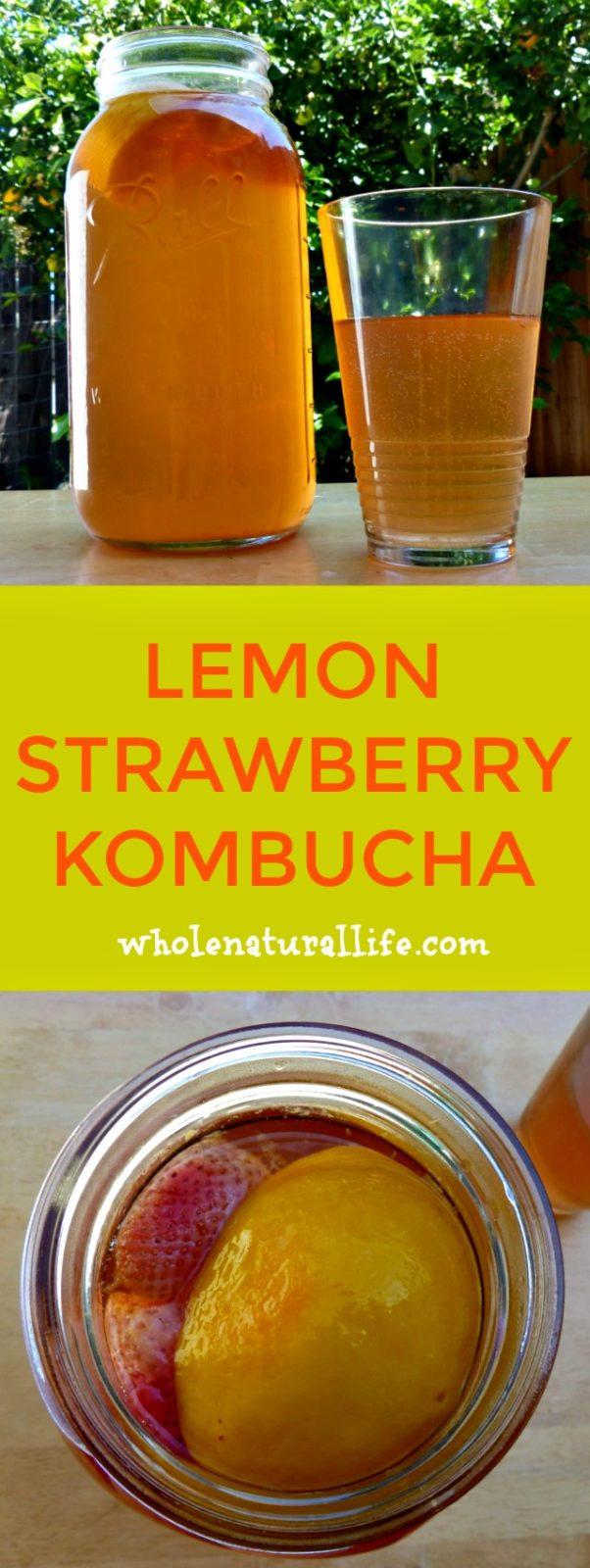 Kombucha second ferment | Kombucha flavors | DIY kombucha | Homemade kombucha recipe