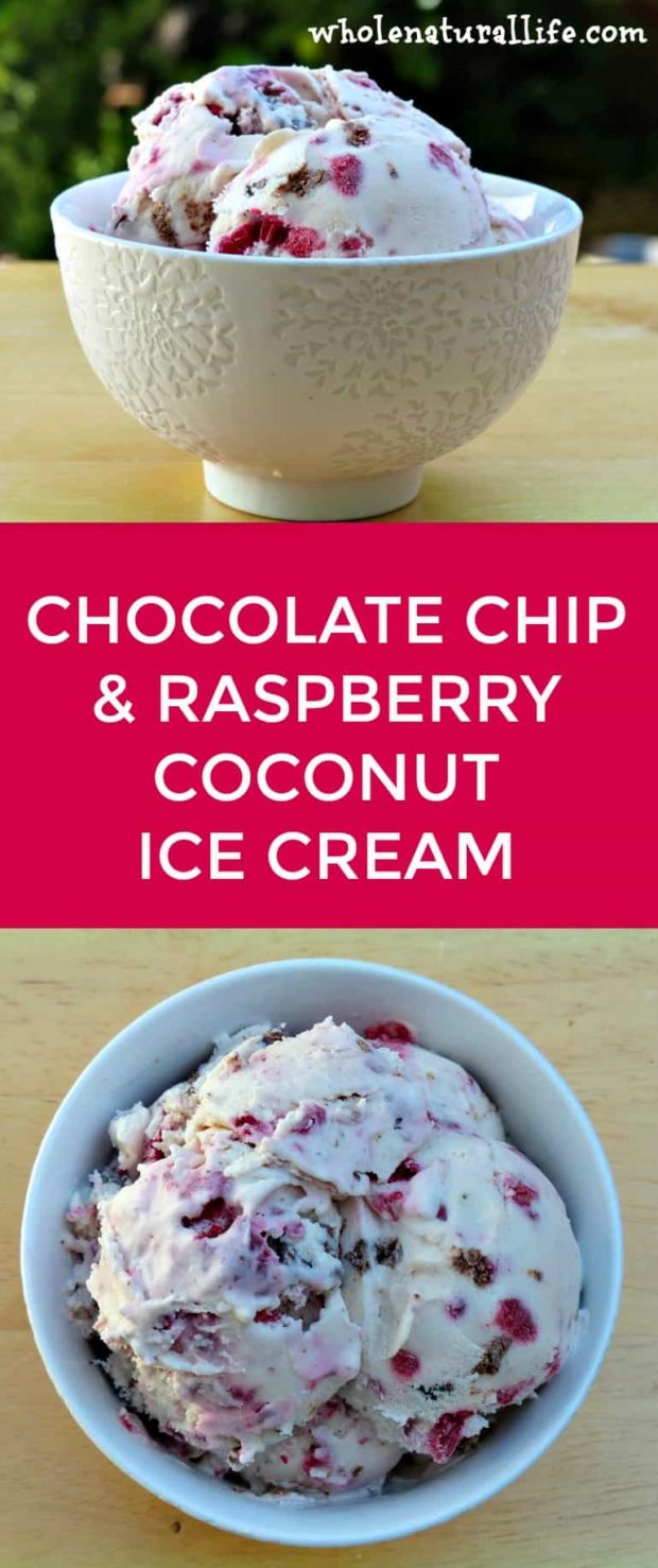 Coconut ice cream | Dairy-free ice cream | Paleo ice cream | Easy ice cream
