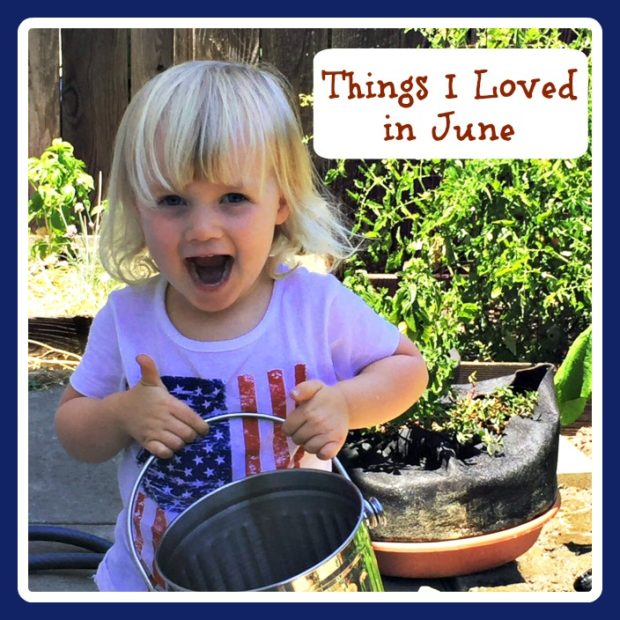 Things I Loved in June