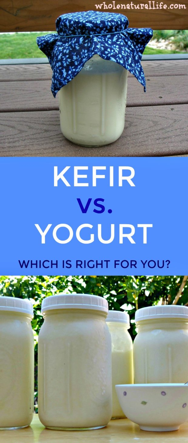 Kefir vs. Yogurt: Which is Right for You?